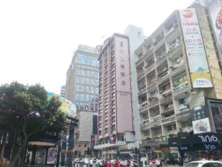 Sintra Hotel Makau - Tampilan Luar Hotel