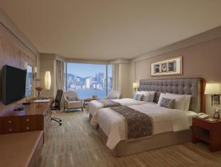 Kowloon Shangri-la Hotel Hong Kong - Gästrum