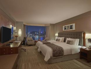 Kowloon Shangri-la Hotel Hongkong - Vendégszoba
