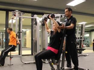 Imperial Hotel Kuching - Fitness Room