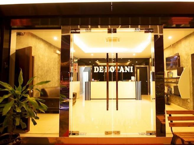 デ ボタニ ホテル14