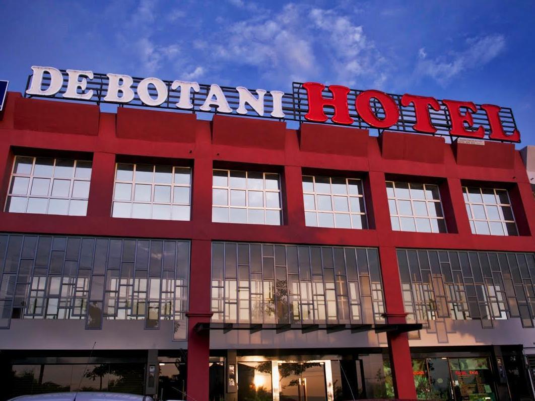 デ ボタニ ホテル18