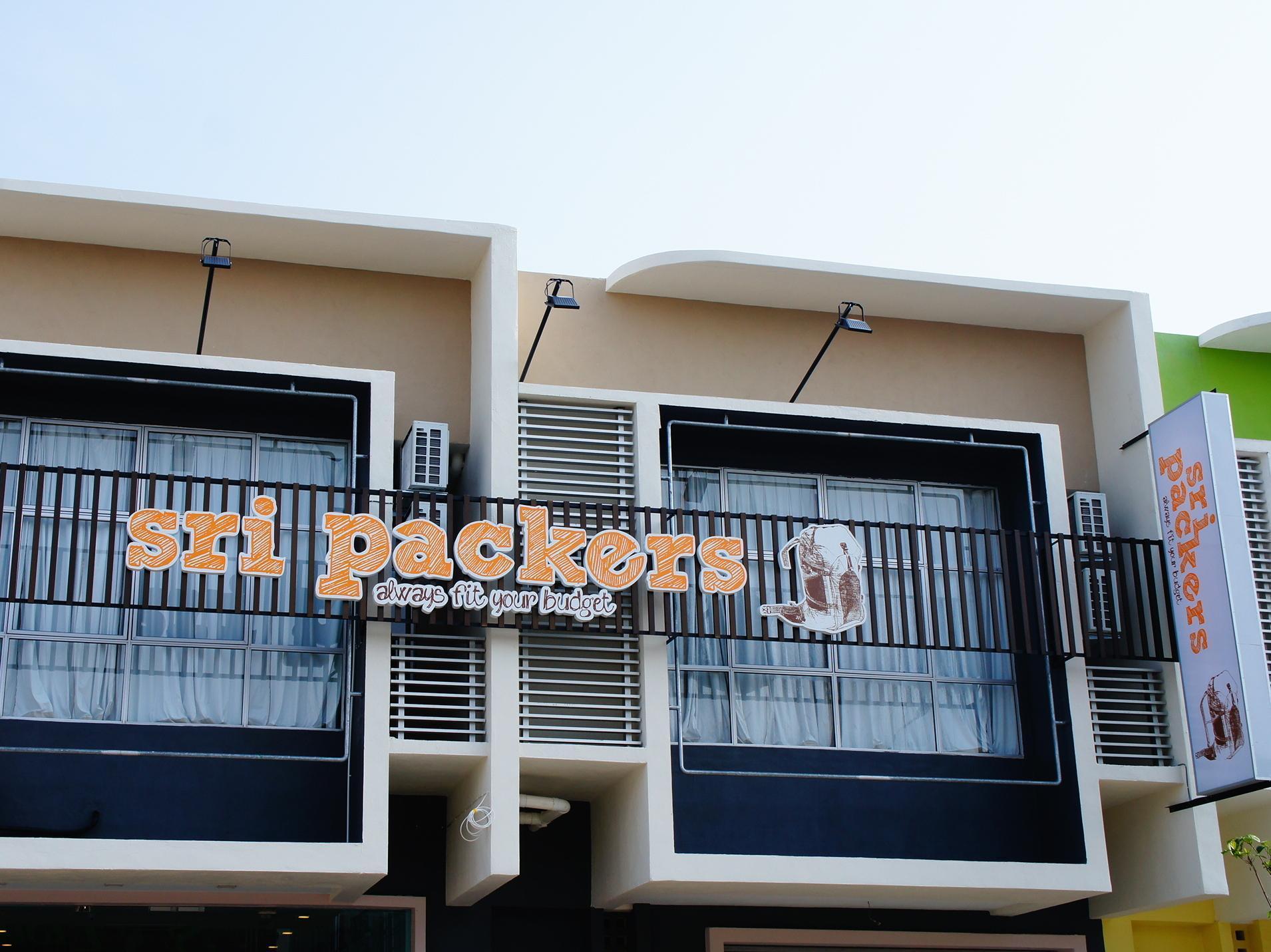 スリ パッカーズ ホテル KLIA2