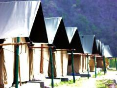 Camp Footloose Tents | India Hotel