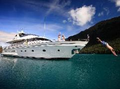 Pacific Jemm - Luxury Super Yacht - Queenstown Nz New Zealand