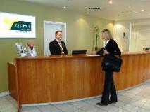 Quest on Lonsdale Melbourne Apartments: reception