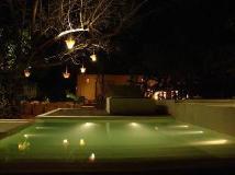 Shunya Kaju Varo Villa: swimming pool