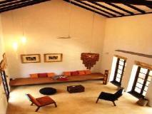 Shunya Kaju Varo Villa: interior