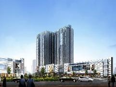 Baihe International Apartment Hotel-Kecun Hopson Square   Hotel in Guangzhou