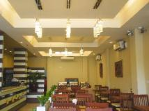 Pleasant View Hotel: dining hall
