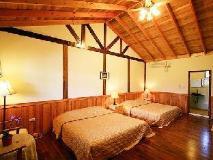 Greenriver Eco and Culture B & B: guest room