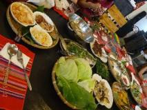 Greenriver Eco and Culture B & B: food and beverages