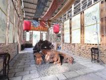 Greenriver Eco and Culture B & B: entrance