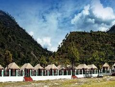 Yamunotri River Bank Resort | India Budget Hotels