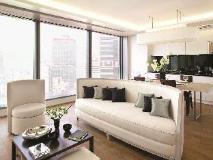 The Putman: living room