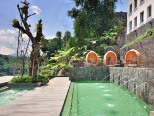 Padma Hotel Bandung Bandung - Swimming Pool