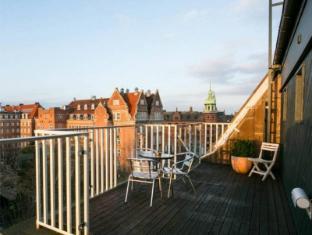 Ascot Hotel Copenhagen - Balcony/Terrace