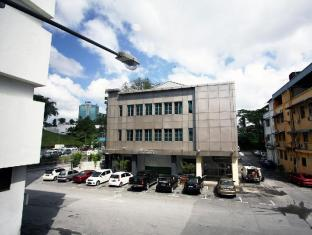 Place2Stay @ Riverside Kuching - View