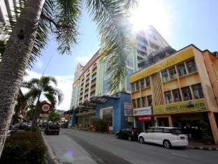 Place2Stay @ Riverside Kuching - Lotus Cineplex
