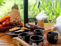 Shennoon's House Bed and Breakfast: food and beverages