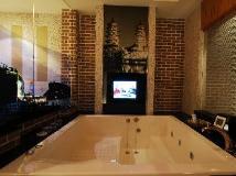 Dubai Motel: bathroom