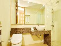 Jeju Avillos Serviced Residence: bathroom