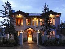 Golden Empress Hotel: exterior