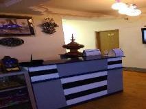 Grand Empire Hotel: reception