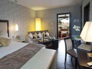 Fiume Hotel Rome - Guest Room