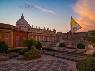 Residenza Paolo VI Rome - Terrace