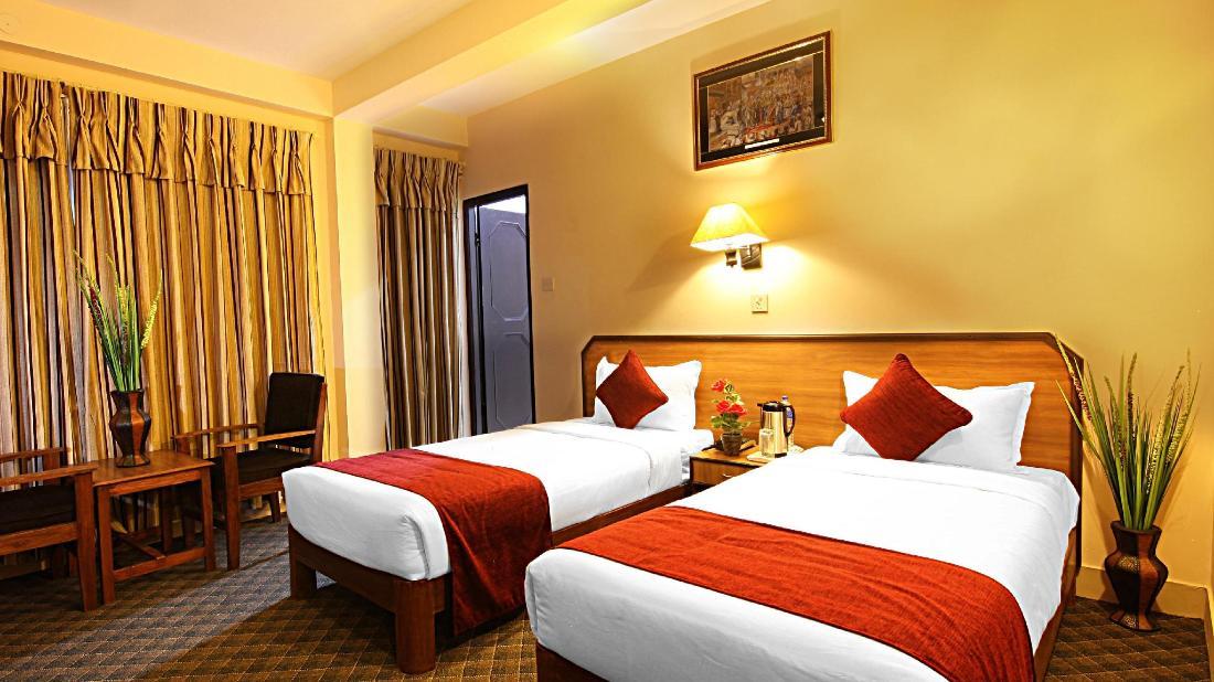 【タメル ホテル】タメル グランド ホテル(Thamel Grand Hotel)