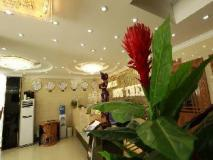 Hotel Moe Thee: reception