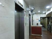 Fortune Hotel: entrance