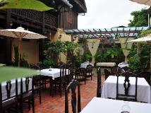 Villa Senesouk Hotel: restaurant