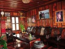 Villa Senesouk Hotel: interior