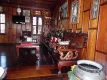 Villa Senesouk Hotel: lobby