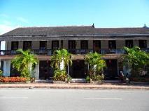 Villa Senesouk Hotel: exterior