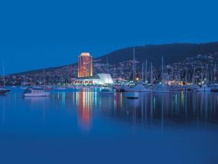 Wrest Point Hobart - Hotel Aussenansicht