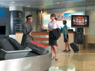 Sama-Sama Hotel Kuala Lumpur International Airport Kuala Lumpur - Airport Check-in Counter
