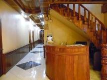 Mingsavanh Guesthouse: interior