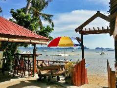 Hotel in Philippines El Nido | Talindak Beach Cottage