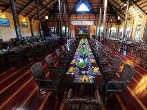 Hupin Inle Khaung Daing Resort: restaurant