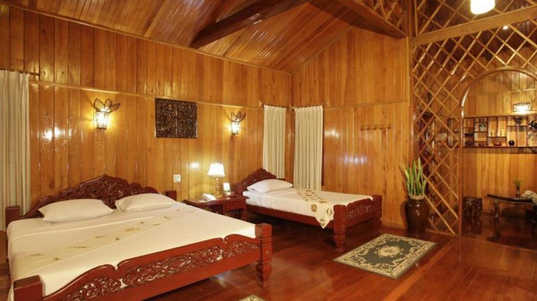 フーピン インレー カウンダイン リゾート(Hupin Inle Khaung Daing Resort)