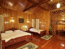 Hupin Inle Khaung Daing Resort: guest room