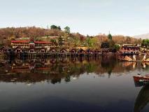 Hupin Inle Khaung Daing Resort: view