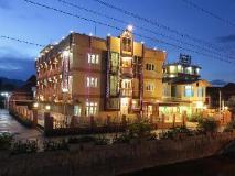 Hupin Hotel Nyaung Shwe: exterior