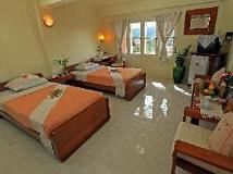 Hupin Hotel Nyaung Shwe: guest room
