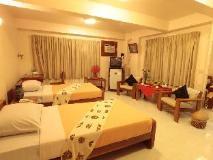 Hupin Hotel Nyaung Shwe: interior