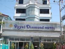 Royal Diamond Hotel: exterior