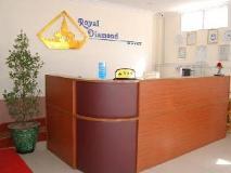 Royal Diamond Hotel: reception